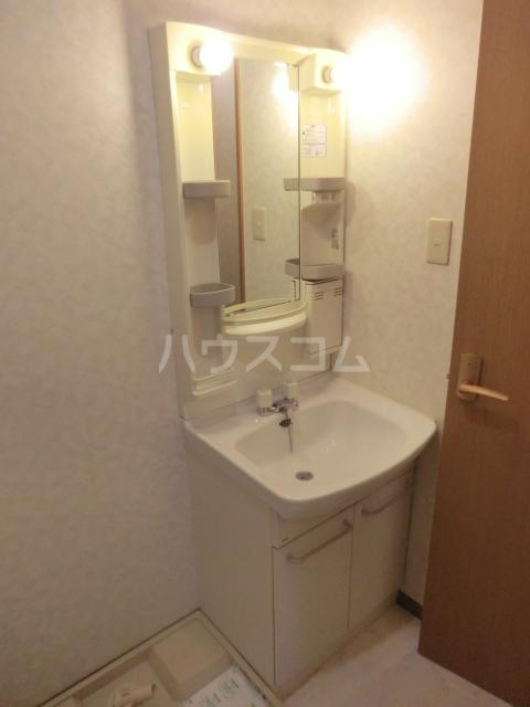 ピュアコート・すみれ 303号室の洗面所