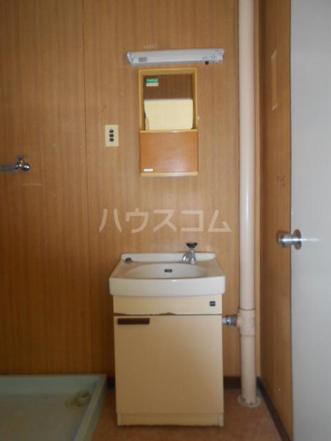 小川ハイツ 303号室のトイレ
