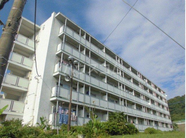 ビレッジハウス川井宿4号棟外観写真