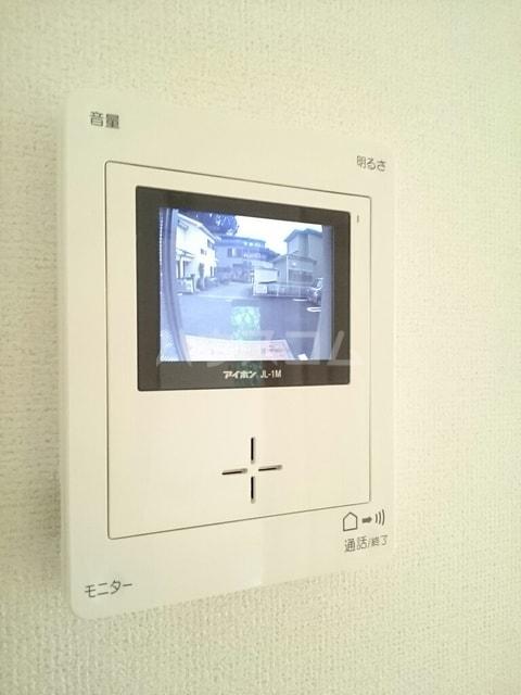 ラ・メゾン・リュミエール 01010号室のセキュリティ