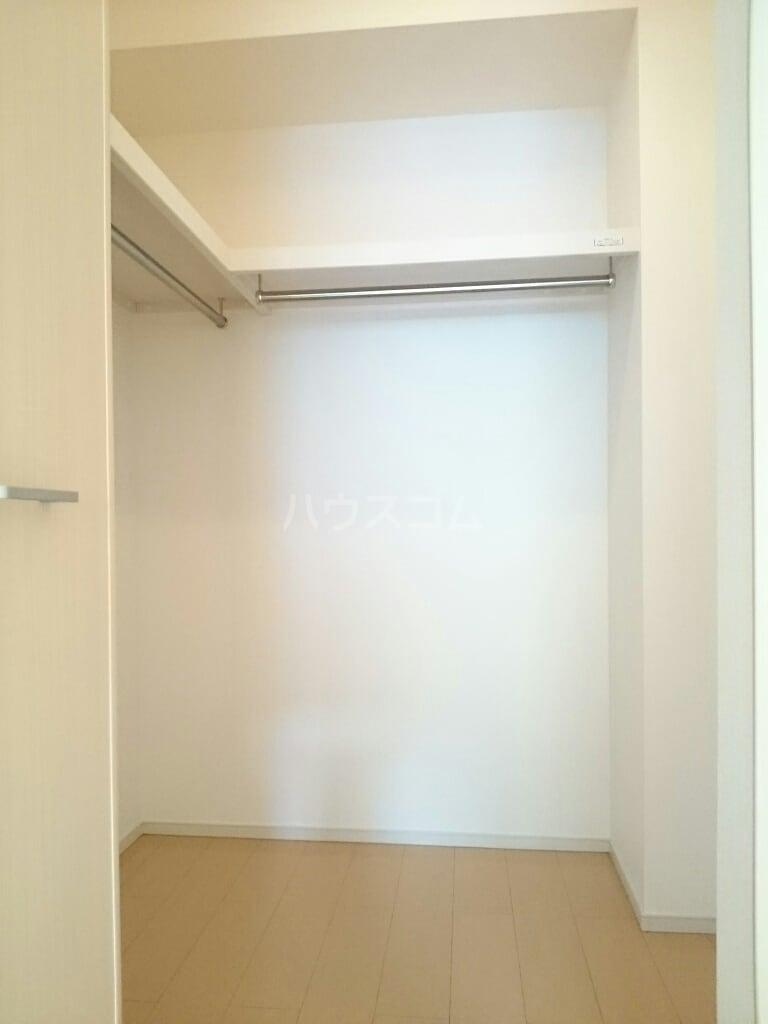 ラ・メゾン・リュミエール 01010号室の収納