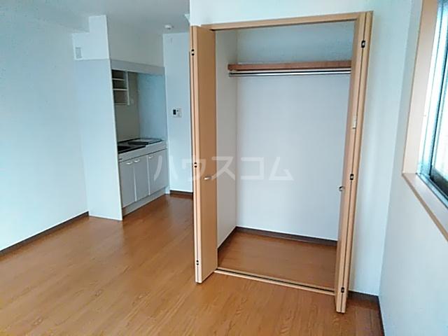 チアフルコート 203号室の居室