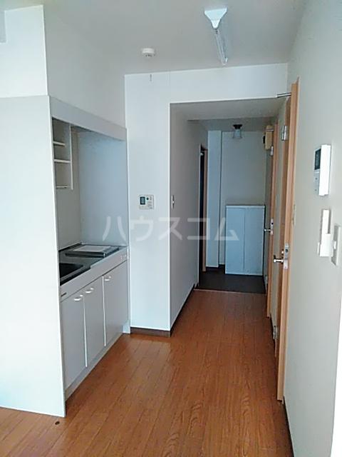チアフルコート 203号室のキッチン