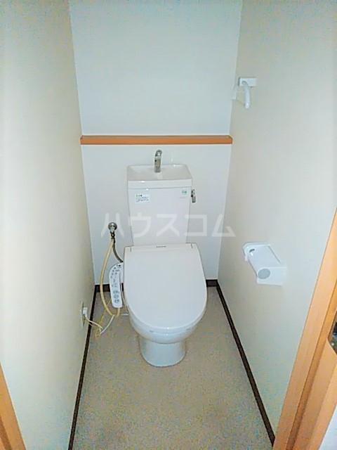 チアフルコート 203号室のトイレ