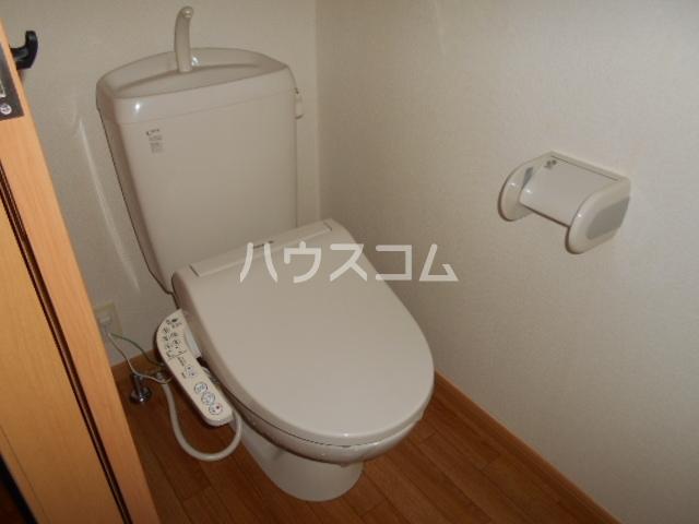 ランドロードクニヤンⅡ 02010号室のトイレ