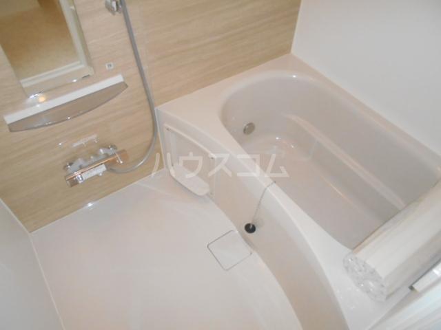 小田原市飯泉マンション新築工事 303号室の風呂