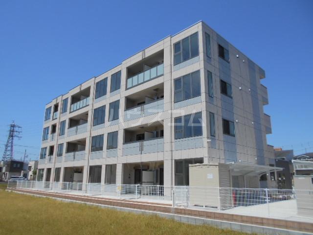 小田原市飯泉マンション新築工事 303号室の外観