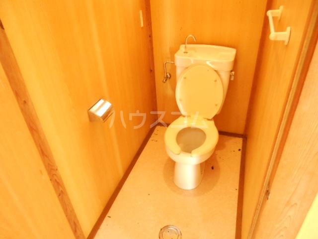 美弥咲貸家のトイレ