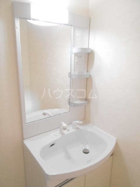メゾンホワイトⅡ 101号室の洗面所
