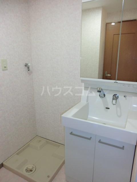 グランドスイート箱根 203号室の洗面所