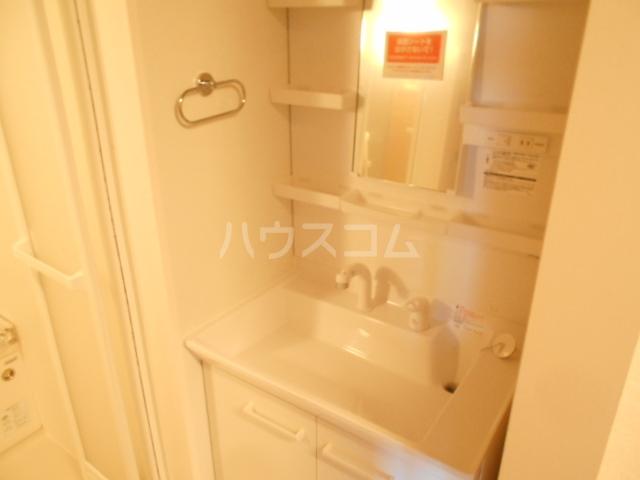 コンフォルト 102号室の洗面所