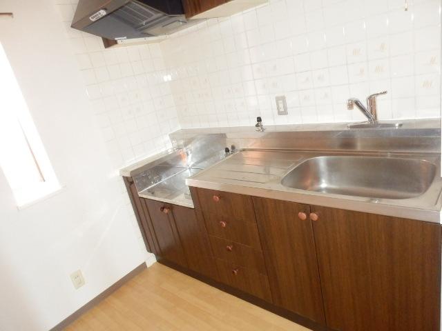コーポフェニックスB 406号室のキッチン