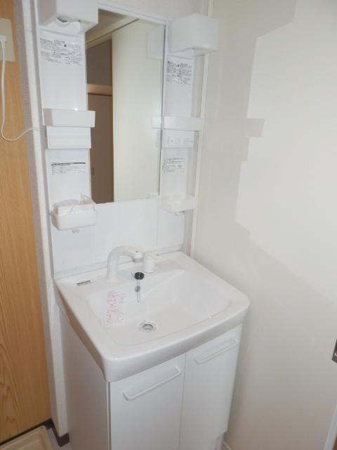 コーポフェニックスB 406号室の洗面所