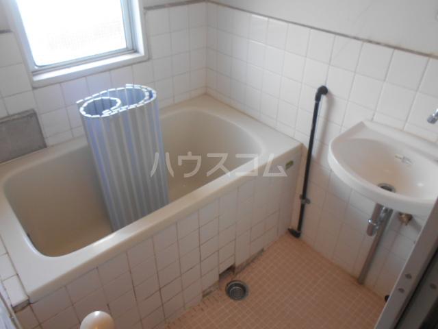 栄町マンション 3C号室の洗面所