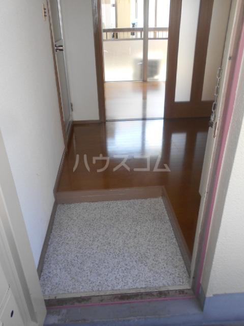 栄町マンション 3C号室の玄関