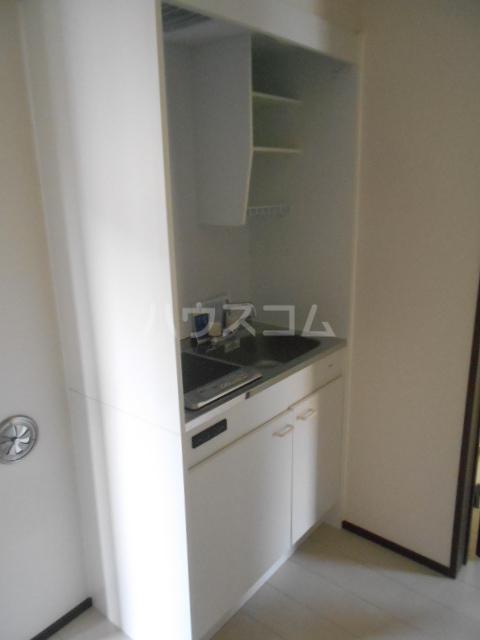 ベルウッド小田原 101号室のキッチン