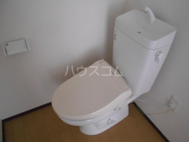 ベルウッド小田原 101号室のトイレ