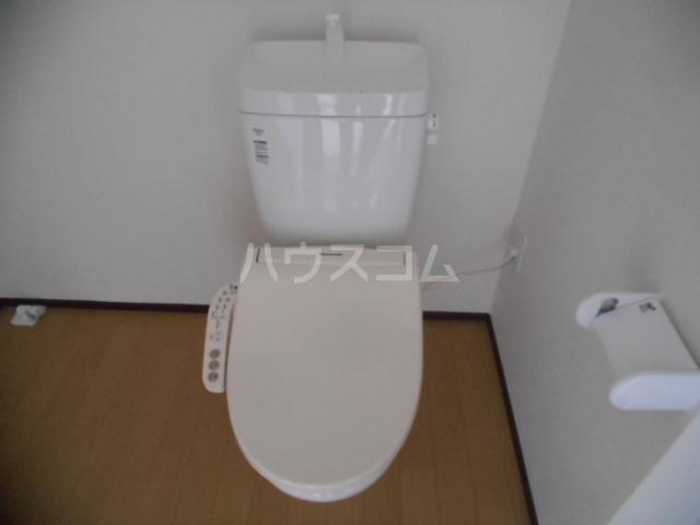 ベルウッド小田原 203号室のトイレ