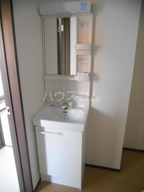 ベルウッド小田原 203号室の洗面所