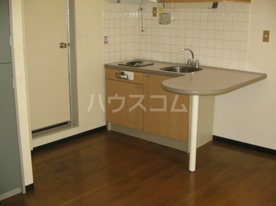 KIアクティブ 202号室のキッチン