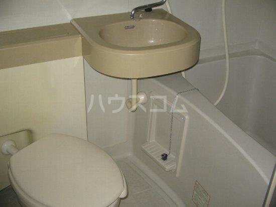 KIアクティブ 202号室の風呂