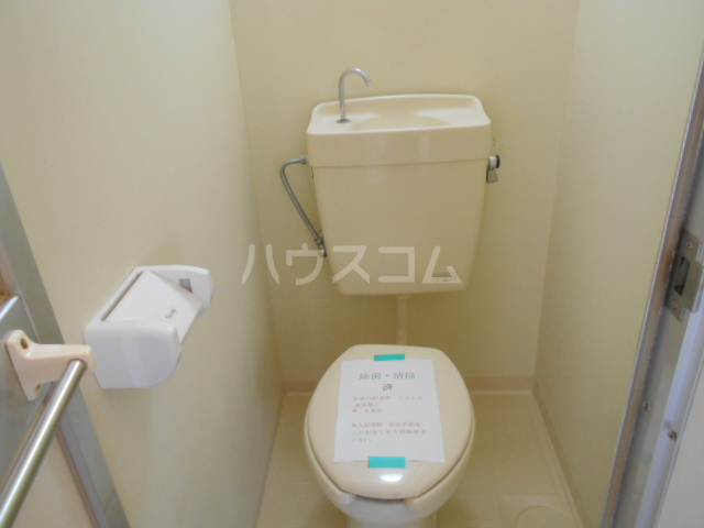 すみれⅠ 201号室のトイレ