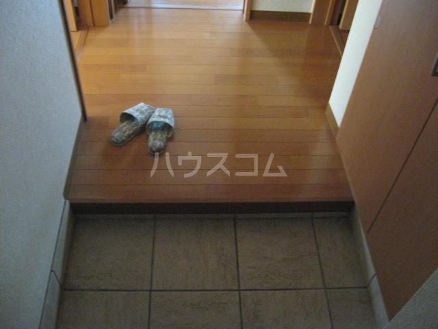 WING湯河原 206号室の玄関