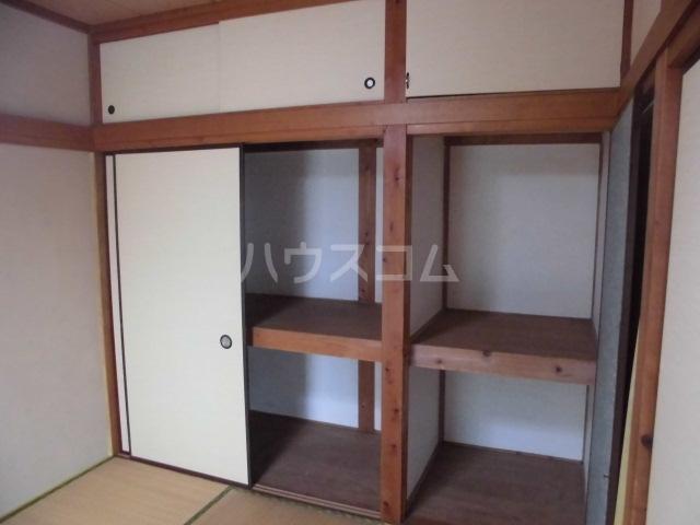 コーポタナベ 202号室の収納