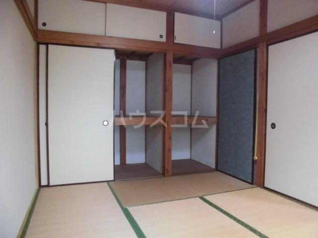 コーポタナベ 202号室のリビング