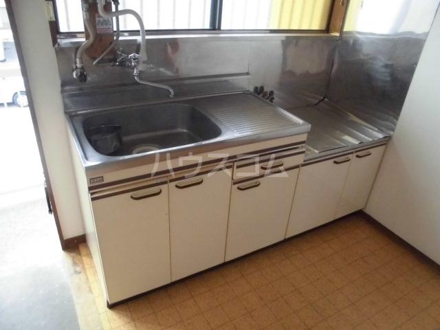 コーポタナベ 202号室のキッチン