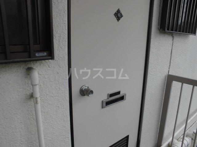 コーポタナベ 202号室のセキュリティ