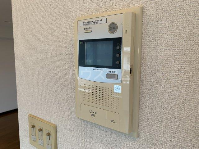 ライオンズガーデン戸塚 201号室のセキュリティ