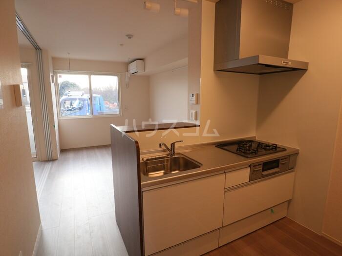 セレナオモダカ 103号室のキッチン