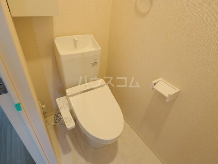 セレナオモダカ 103号室のトイレ