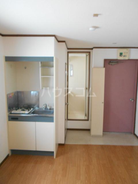 エトアール西葛西阿部ビル 403号室のベッドルーム