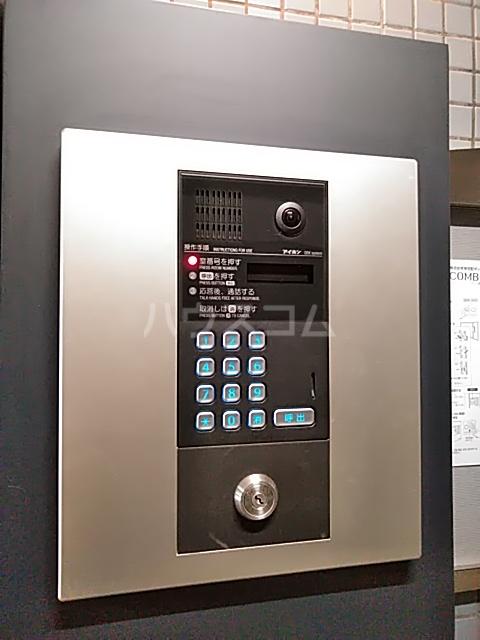 康伸ビル 505号室のセキュリティ