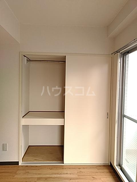 康伸ビル 505号室の収納