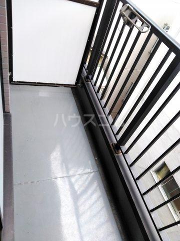 光井グランドハイツⅡ 407号室のバルコニー