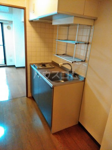 光井グランドハイツⅡ 407号室のキッチン