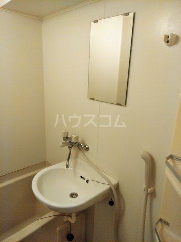 光井グランドハイツⅡ 407号室の洗面所