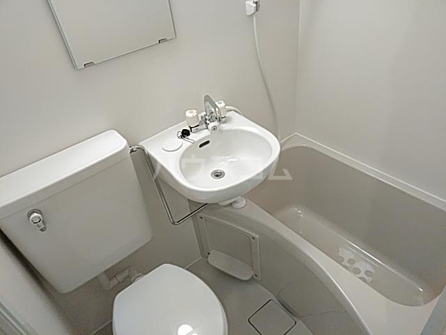 長秀ビル 301号室の風呂