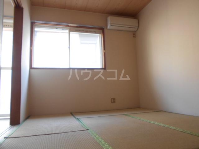 戸塚テラスハウスのベッドルーム