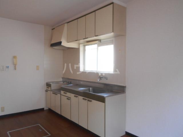 戸塚テラスハウスのキッチン