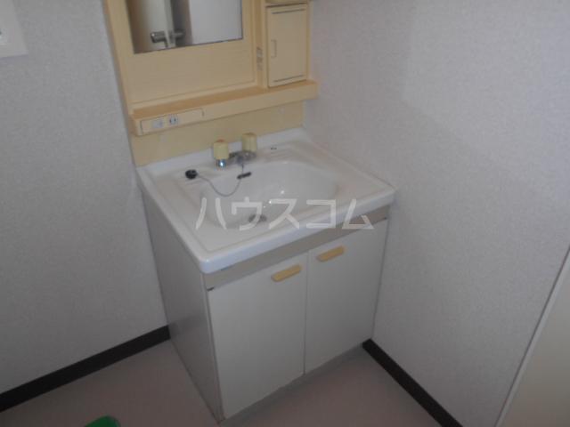 戸塚テラスハウスの洗面所