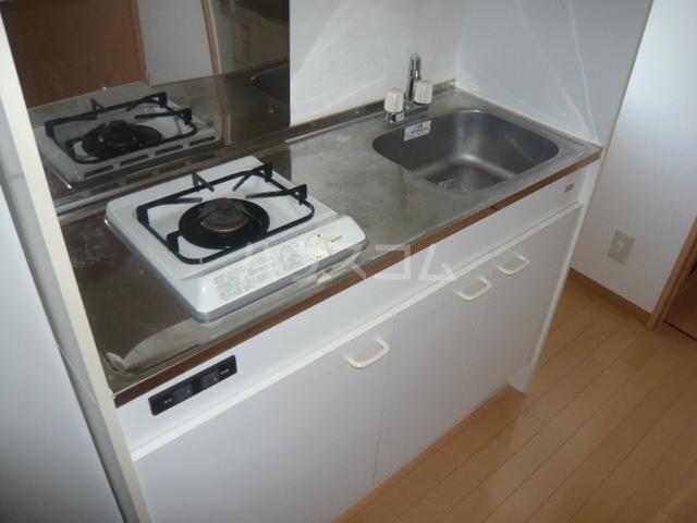 サンイング鎌倉 102号室のキッチン