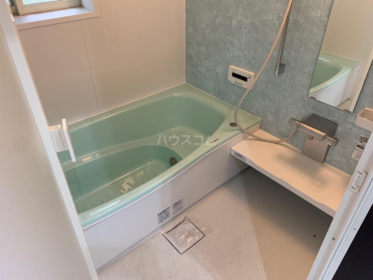 緑園ハウスの風呂