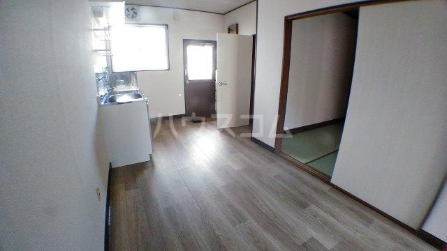 石田マンション 202号室のトイレ