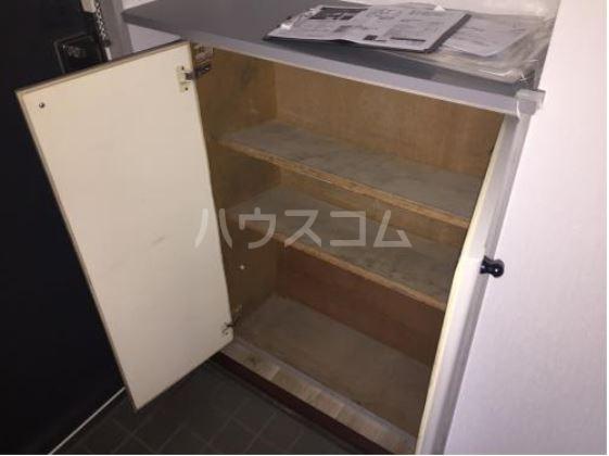 アイレッツM 103号室のベッドルーム