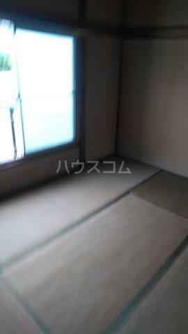 巽荘2号館 6号室の居室