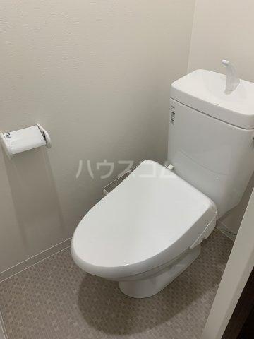 リブ・フォース 303号室のトイレ